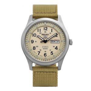 SEIKO 5 세이코 5 SNZG07J 오토매틱 나토밴드
