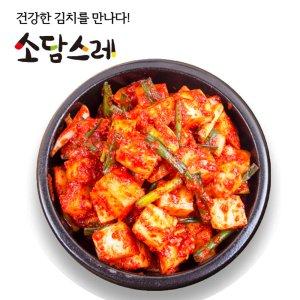 소담스레 국내산 김치 깍두기 10kg