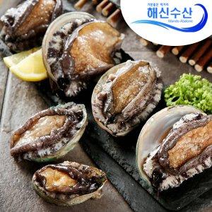 [수산쿠폰20%] 해신수산 완도활전복 삼계탕용25~28마리 1kg_2~3인용