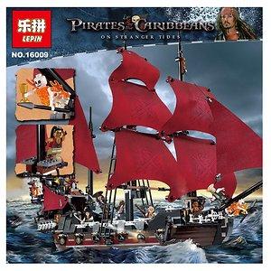 f1b9d86a8e8 레핀 캐리비안의 해적 앤 여왕의 복수호 (16009)' 최저가 검색 - 에누리 ...