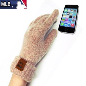 MLB 울 터치장갑 스마트폰장갑 겨울장갑 방한장갑