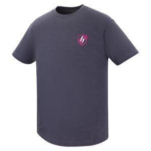 그래피티 티셔츠 (그레이)