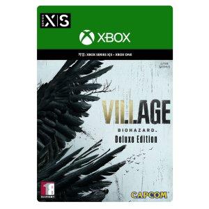 바이오하자드 빌리지 디럭스 Xbox X/S Digital Code