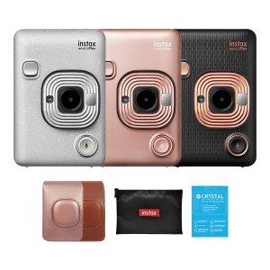 미니 리플레이+케이스/액정필름+SD카드/폴라로이드