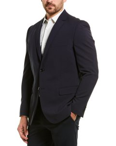 Theory Xylo Wool-Blend Sport Coat