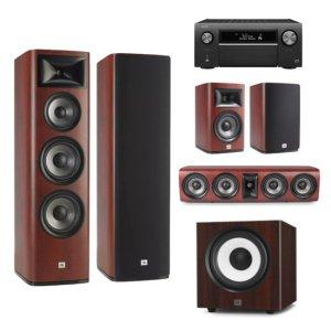 데논 AVC-A110 + JBL Studio 698 5.1채널스피커620/665C/A120P