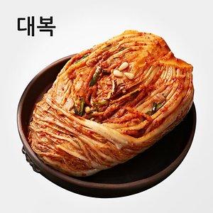 대복 포기김치 10kg [꽃게육수로 시원하고 아삭한 맛]