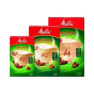 밀리타 오리지널 커피여과지 40매 4팩