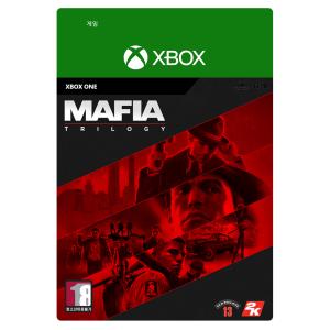마피아 트릴로지 Xbox Digital Code