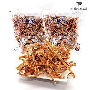 [무료배송] 꽃보다오징어 300g+300g 숏다리 주전부리