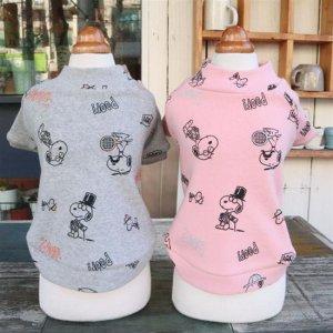 퍼피 맨투맨 강아지옷 봄여름옷 실내복