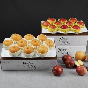 사과배 과일 선물세트 1+1