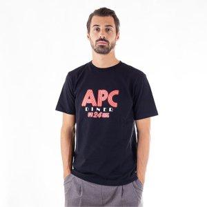 [아페쎄] 19FW MEN 티셔츠 CODCW H26821 BLACK