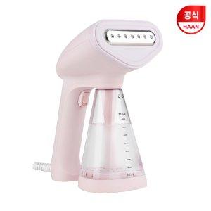 한경희 패트병 스티머 핑크 핸디스팀다리미 HI-950PK