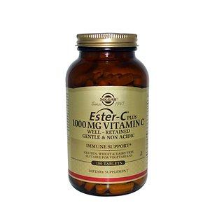 솔가 에스터 C 플러스 1000mg 비타민C 180정