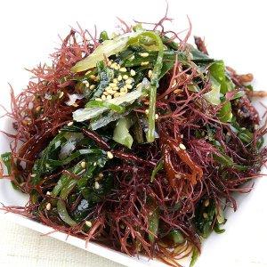 [수산쿠폰20%] 완도 염장 모듬해초14종(2kg)