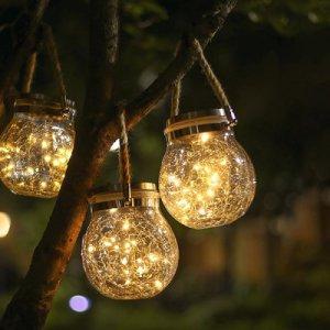 [텐바이텐] 비츠조명 LED 태양광 드리밍 정원등 (무드등)