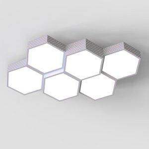 LED 거실등 허니콤 100W