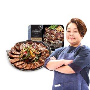 빅마마 이혜정 맛있는 LA갈비 500gX8팩