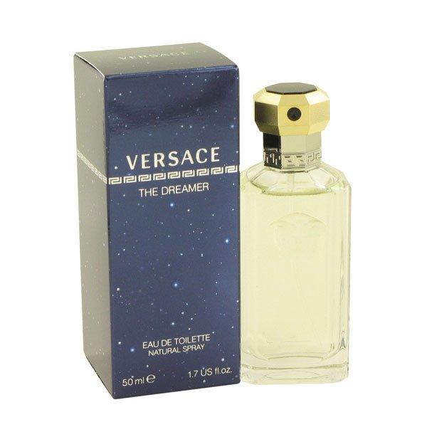 F / Versace Dreamer Perfume & Men's Fragrances 1.7 oz EDT 412430