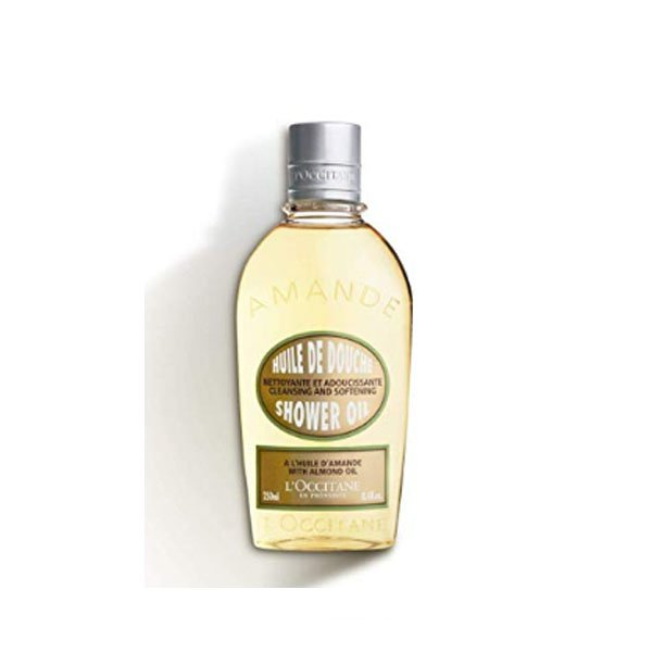 L'Occitane Cleansing & Softening Almond Shower Oil 250ml