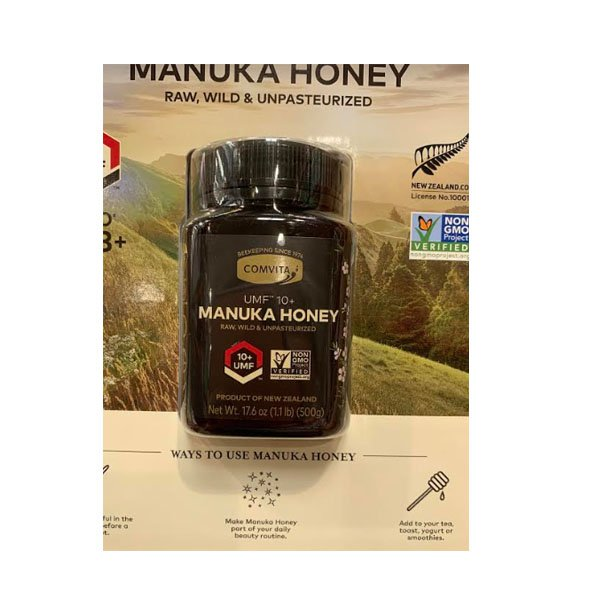 c / Comvita Manuka Honey UMF 10+ 500 g Manuka honey
