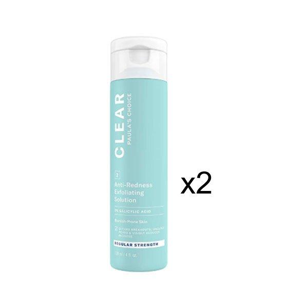 Paula's Choice Clear Exfoliator Salicylic Acid 118x2