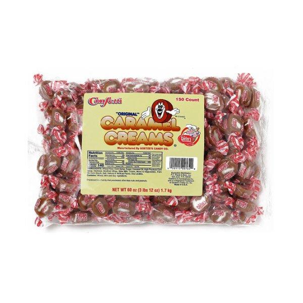 sm / cream Caramel 1.7kg Goetzes Original Caramel Creams