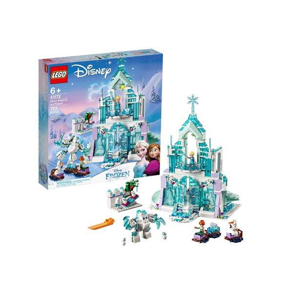 LEGO Disney Elsa's Magical Ice Palace LEGO 43172