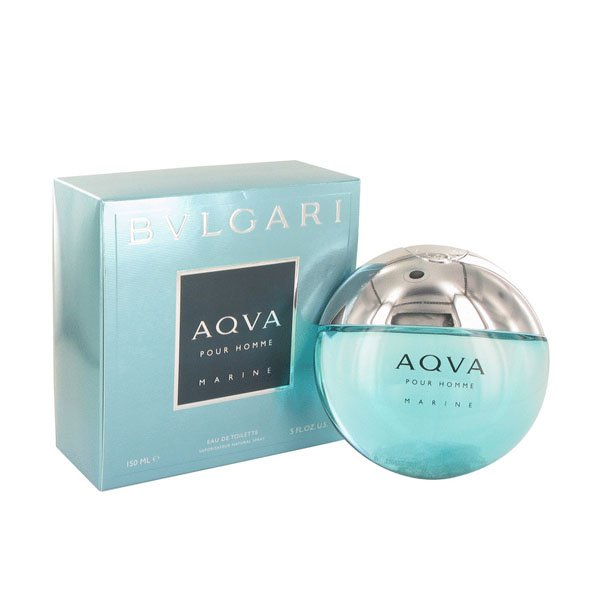 F / Bulgari Aqua Marine Cologne & Men's Fragrance 150ml EDT 503382