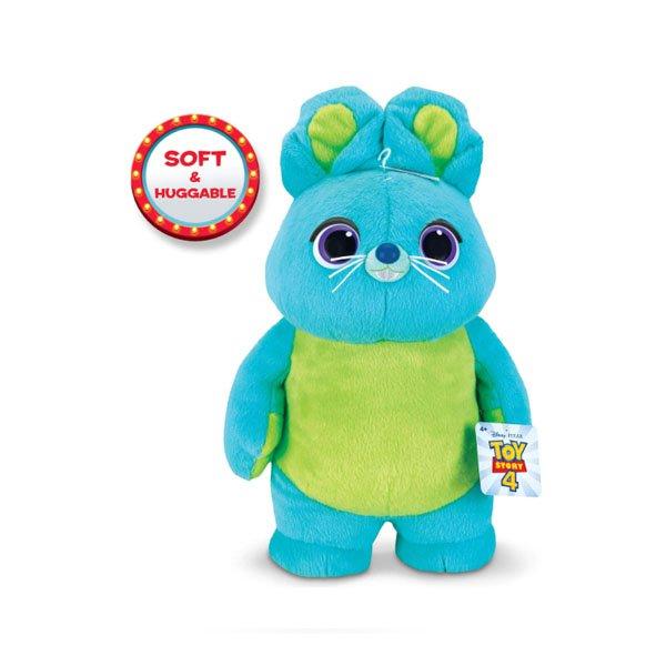 Toy Story Disney Pixar 4 Bunny Hugger Bubble Plush