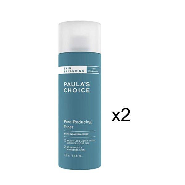 Paula's Choice Skin Balancing Pore Reducing Toner 190mlx2