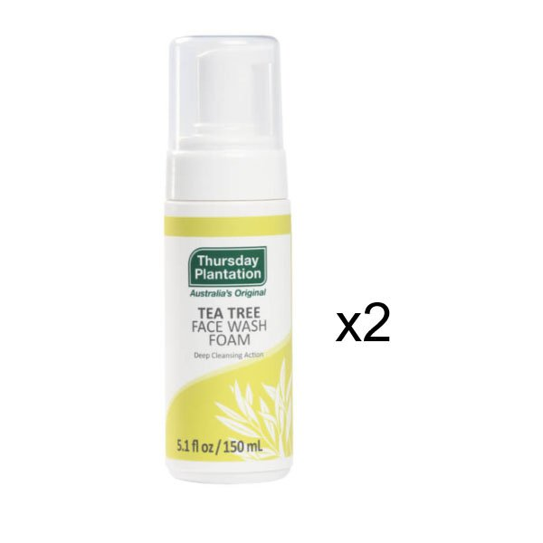 3rd day plantation tea tree foam cleanser TT13215180