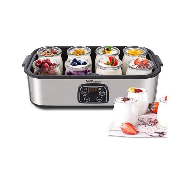 Yogurt Maker Machine MVPower Automatic Digital