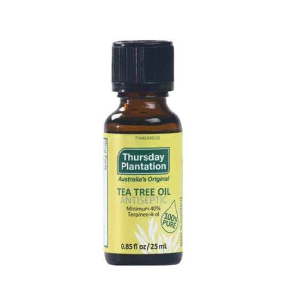 Third Day Plantation Tea Tree Pure Oil 25ml TT10102780