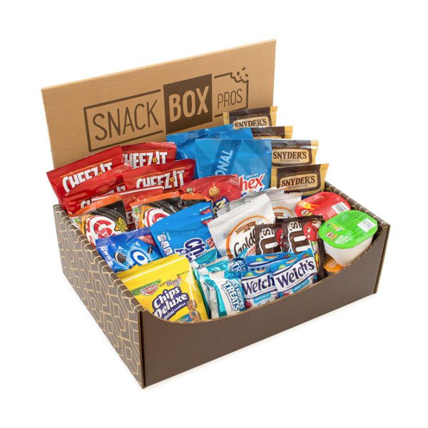sm / party snack box 45p Party Snacks Box Pros