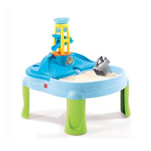 Step 2 Splash & Swim Bay Sand Play Water Table