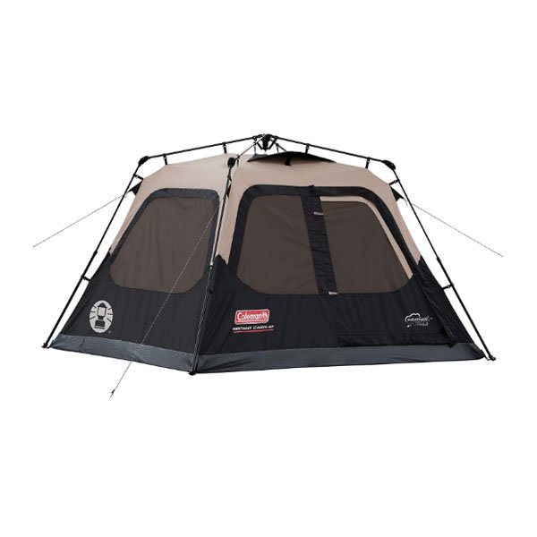 Coleman Cabin Instant Tent Camping Fishing for 4