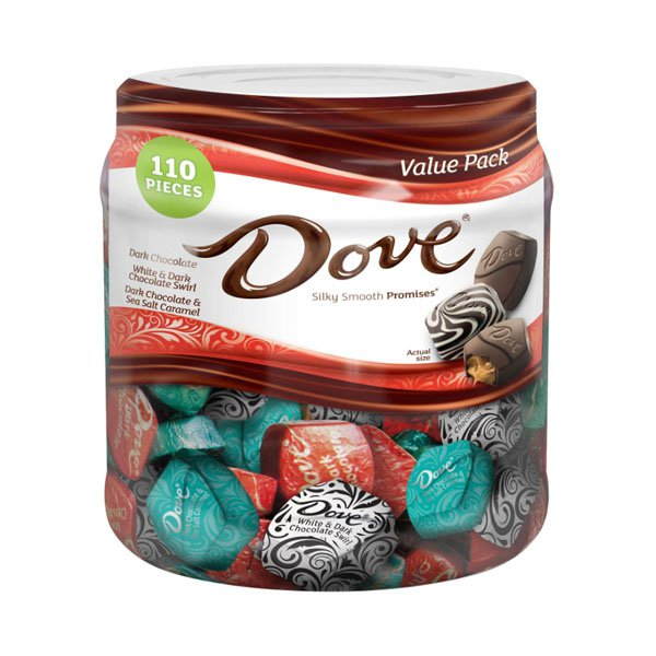 sm / Dove Promises Dark Chocolate Dove Promises 31oz
