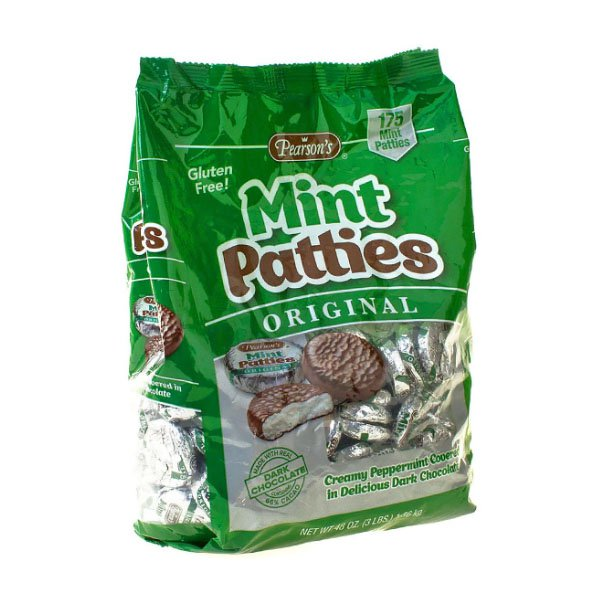 sm / Pearson Mint Patties Pearson Mint Patties 175 ct.