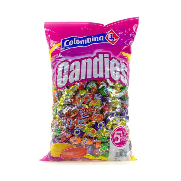 sm / Colombina Candy Fruit Candy 80oz Colombina Candies