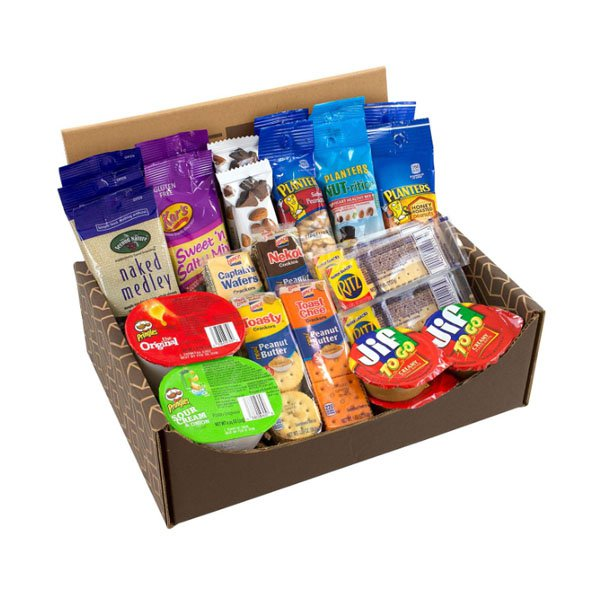 sm / On the Go Snack Box 27-Pack On-the-Go Snack Box