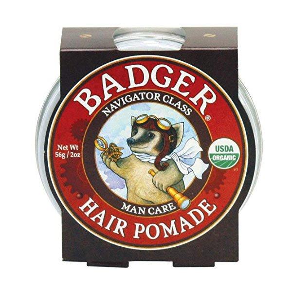 Wedger Man Pomade 56g Badger Man Care Hair Pomade