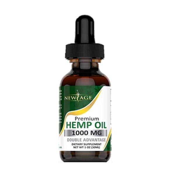 New Age Hemp Seed CBD Oil 30ml New Age Hemp Oil