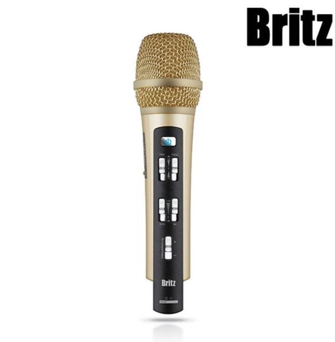 Britz 스마트한 노래방 마이크