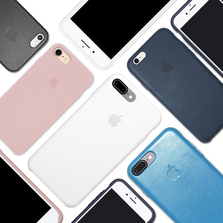 믿고 쓰는  애플 정품 케이스 모음!