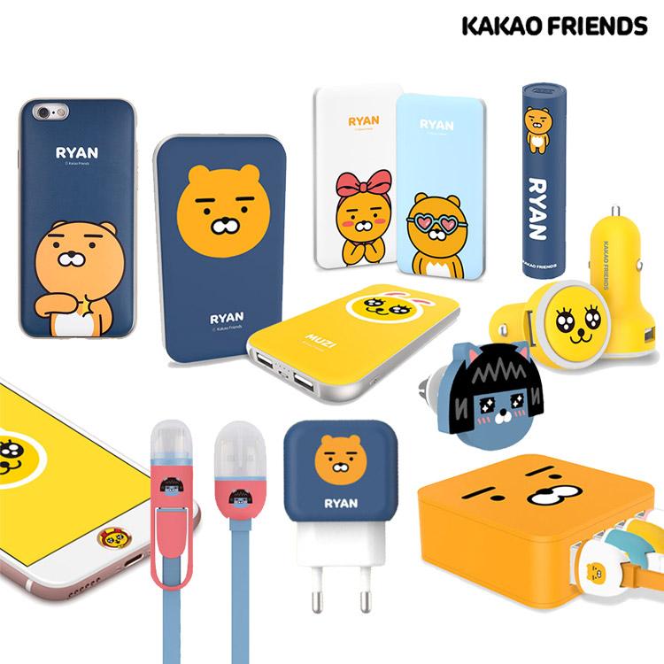 ♡카카오프렌즈로 만나는♡ ♡갤럭시S8/S8+케이스♡