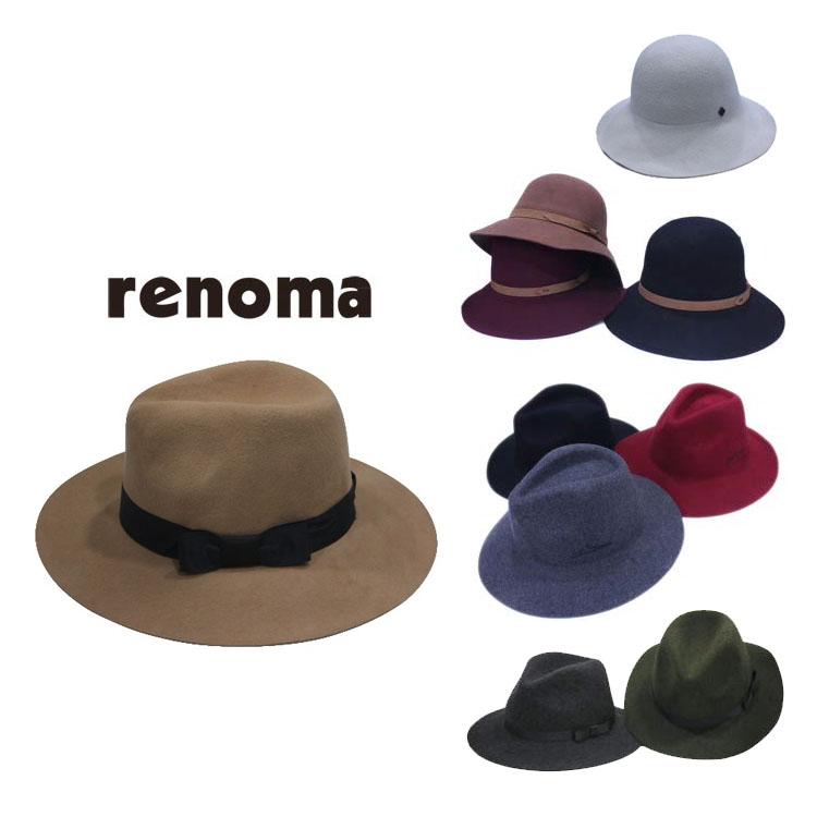 [레노마모자] 펠트모 5종