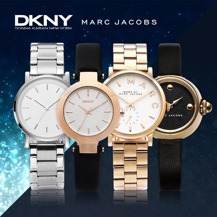[DKNY/MARC JACOBS]특별한 당신을 위한 명품 여성시계